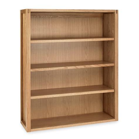 20 Wide Bookcase Contemporary Storage At 4living Studio Oak Wide Bookcase