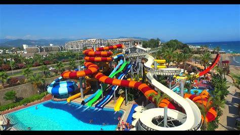 long beach resort spa deluxe alanya corendon youtube