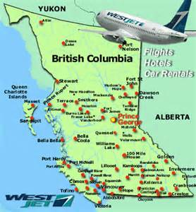 flights to prince george