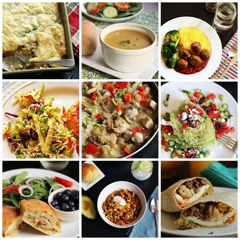 comfort food meals a month of comfort foods meal plans