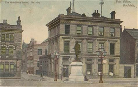 rochdale post office buildings and their architects
