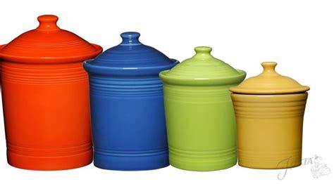 1 qt fiestaware ceramic kitchen canister sunflower fiestaware canisters 1 qt 2 qt and 3 qt closeout