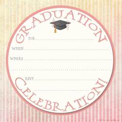 free printable invitations graduation announcement design