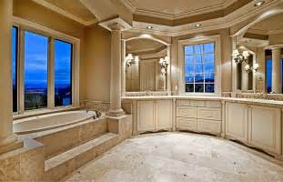 Master Bathroom Cabinets » New Home Design