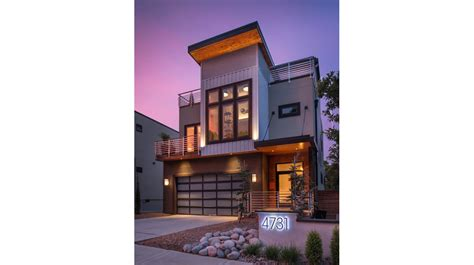 modern home design kansas city artistically modern nspj architects