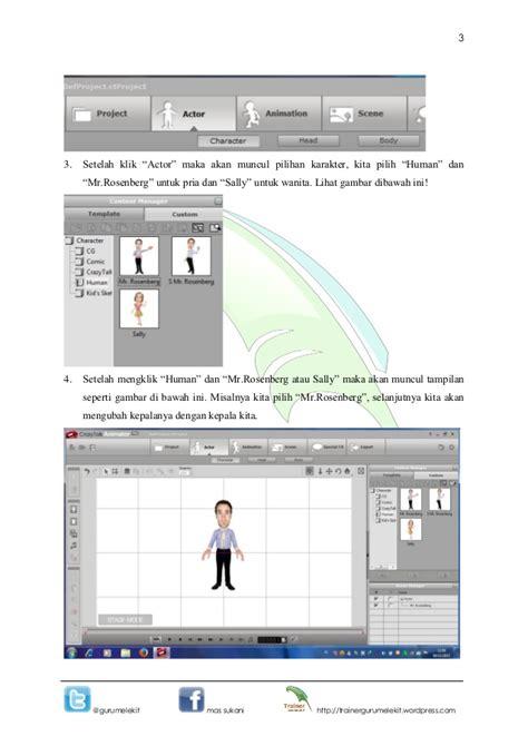 program membuat video animasi 4 modul membuat bahan ajar video animasi dengan wajah sendiri