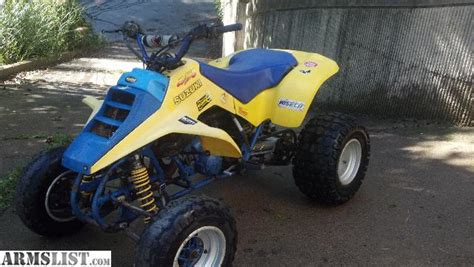 Suzuki Lt250r For Sale Object Moved