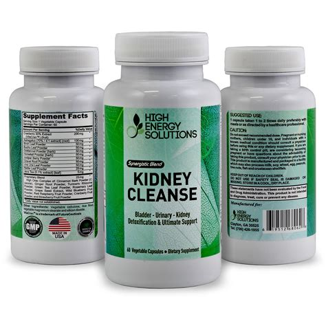 Detox Reactions Kidney Probiotics by Best Colon Cleanse For Weight Loss Belly