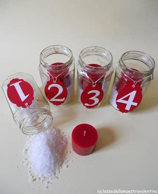 4 candele dell avvento la classe della maestra valentina le quattro candele dell