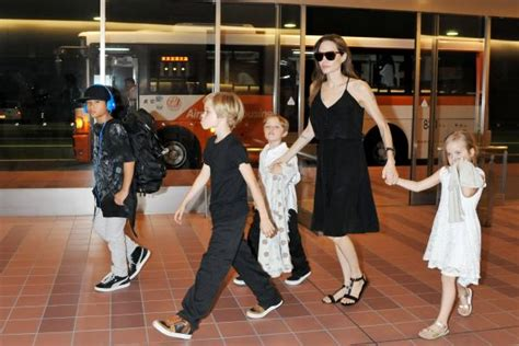 Pitt And Will Adopt Child Number Four by Brad Pitt And To Adopt New Child Report