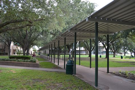 walkway awnings canopies marygrove awnings texas commercial metal awnings