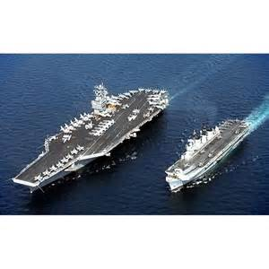 the joint aircraft carrier project