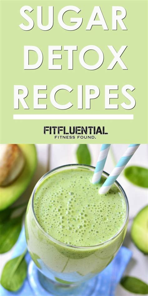 Sugar Detox Drink Recipes by Best 25 Sugar Detox Plan Ideas On Sugar Detox