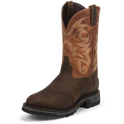 tony lama work boots tony lama s badlands waterproof tlx performance