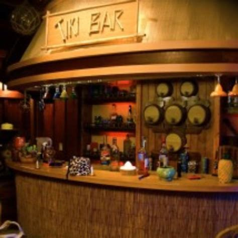 idea at home tiki style bar tiki bar ideas