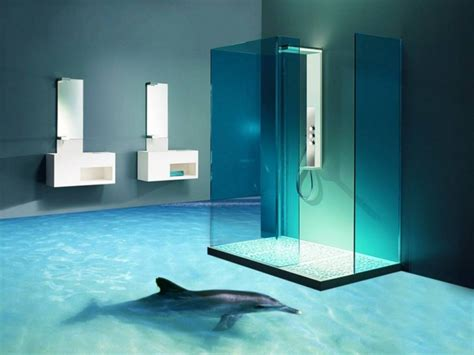 3d bathroom flooring awesome bathroom 3d floor designs