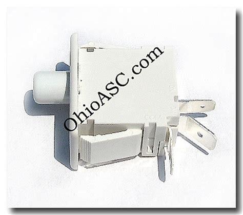 Dryer Door Switch by We4m415 Dryer Door Switch Ge Hotpoint Kenmore