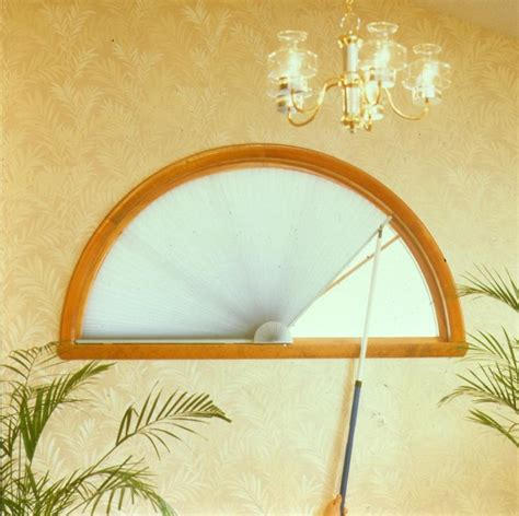 half circle window coverings half window covering arch window traditional