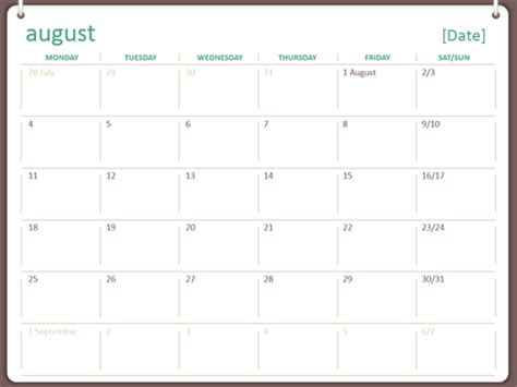 ms office calendar template 2014 2014 2015 academic calendar august july office templates