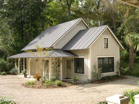 Cottage Style Homes Plans Lovely Farmhouse W Steel Roof 6 Pictures Metal