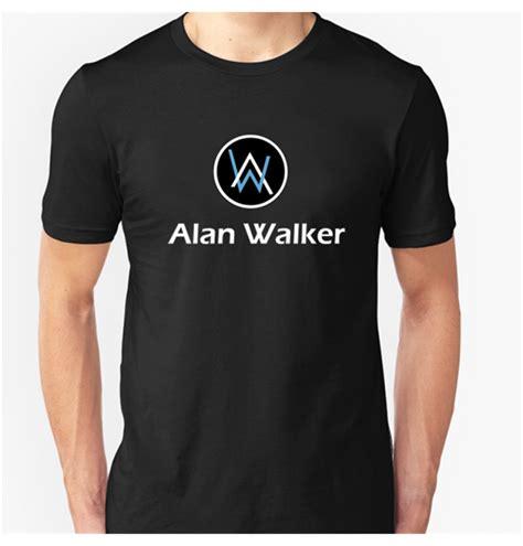 Tshirt Alan Walker 3 rock alan walker logo unisex faded zip hoodies