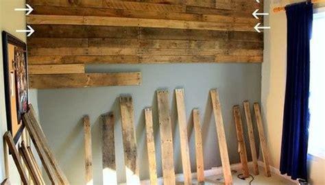 rivestire muro con legno rivestire una parete coi pallet 17 idee da copiare