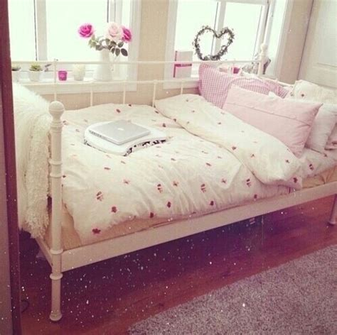 girly futon girly bedroom on tumblr