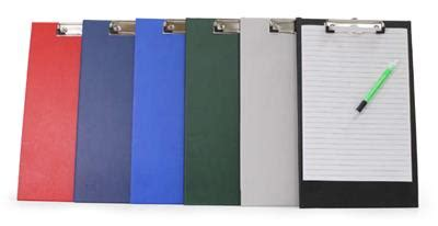 Bantex Clipboard Folio 4205 09 office equipment axiqoe