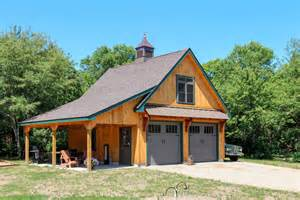 Log Cabin With Loft Floor Plans barn garage inspiration the barn yard amp great country garages