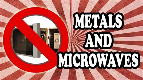 this is why metal is why you can t put metals in the microwave