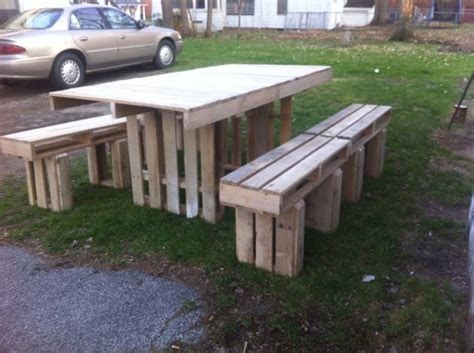 how to make a bench out of pallets wood pallet potting benches garden bench