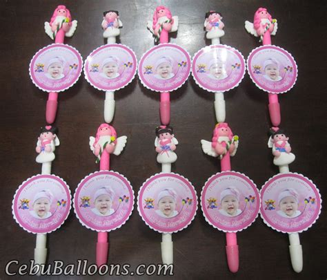 Birthday Giveaways - ballpens cebu giveaways personalized items party souvenirs