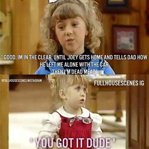 full house quotes michelle from full house quotes quotesgram