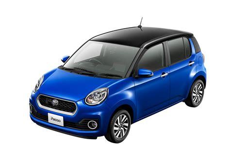 toyota passo 2016 toyota passo unveiled in japanautofreaks