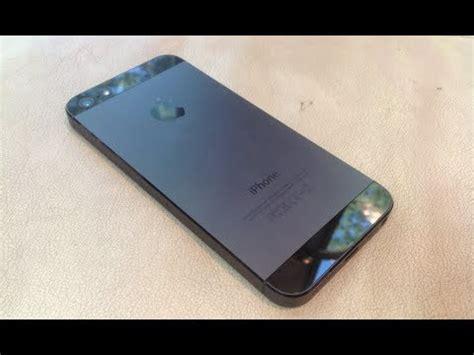 unboxing iphone 5 primeras impresiones y caracter 237 sticas en espa 241 ol desempaquetado