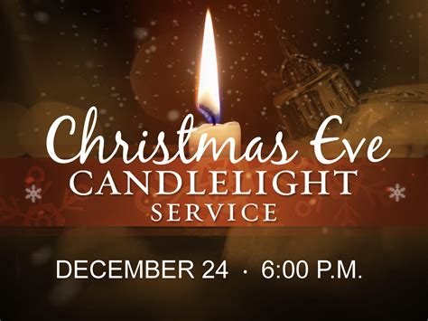 christmas eve candlelight service wesley united