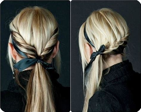 back to school hairstyles with extensions 7 easy and chic ponytail hairstyle for girls back to