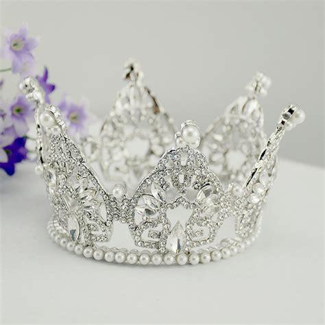 Princess Wedding Crown princess wedding crown tiara noiva quinceanera tiaras and crowns coroa de noiva princesa pearl