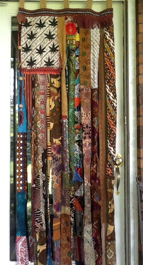 bohemian beaded curtains american flag boho hippie bead door curtain gypsy wall art
