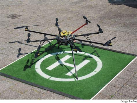 Pesawat Drone Mini bandara drone pertama di dunia segera hadir blackxperience
