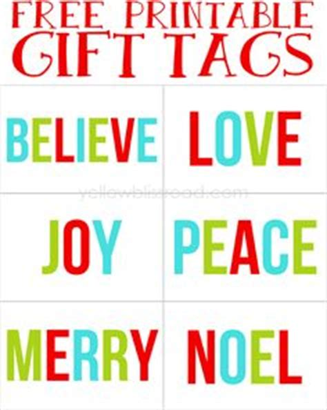 holidays christmas gift tags on pinterest christmas