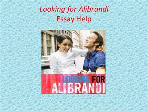 Looking For Alibrandi Essays by Best 25 Writing Sle Ideas On Writing Exle Of Project