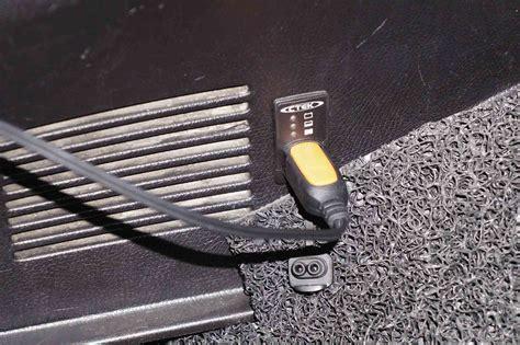 connect comfort ctek your car s best friend motioncars motioncars