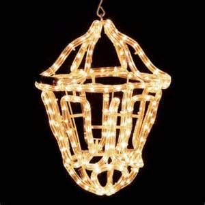 led christmas lantern rope light christmas lights