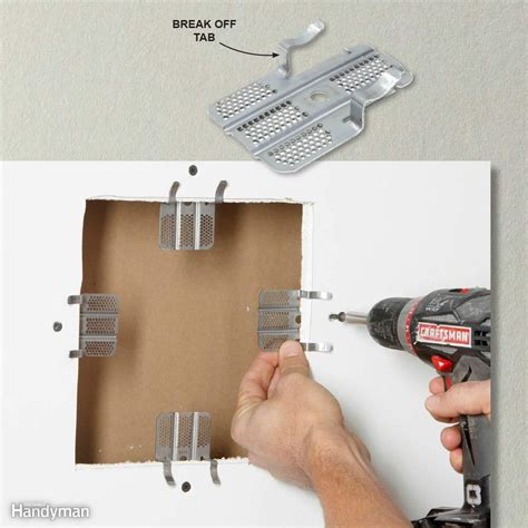 fix hole in wall wall ceiling repair simplified 11 clever tricks