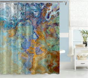 artistic shower curtains contemporary shower curtain abstract bathroom decor