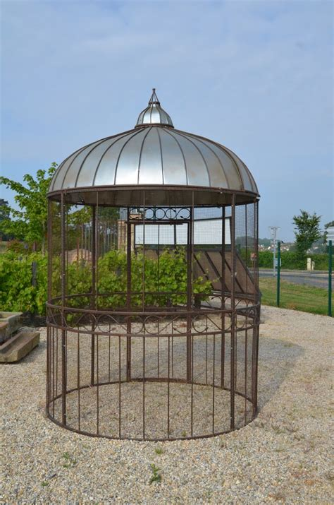 circular gazebo circular gazebo birdcage with domed roof bca antique