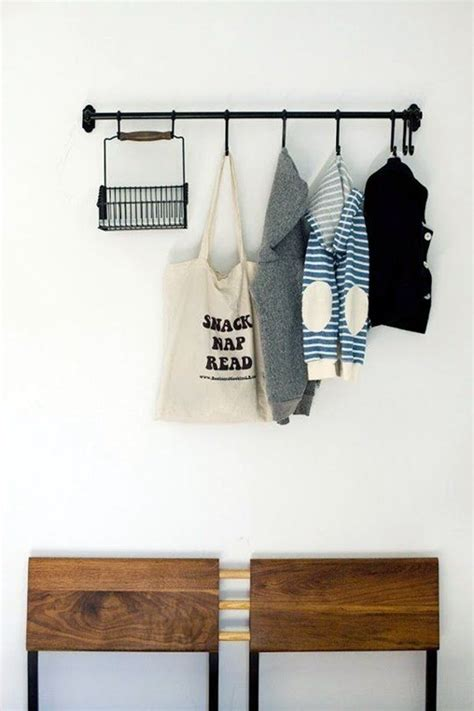 coat hook ideas 40 cool and creative diy coat rack ideas bored