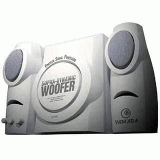 Speaker Yamada yamada b 208 3d subwoofer system id 3232055 product