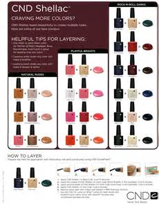 gallery for gt shellac nail colors layering